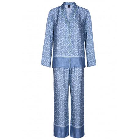 Pyjama long boutonné EMILY 806