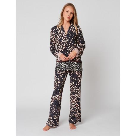 Pyjama boutonnée POPPY 906