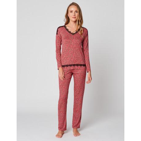 Pyjama imprimé REBELLE 902