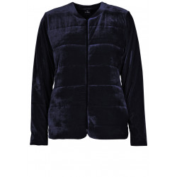 Zipped jacket PLAZA 970 Marine