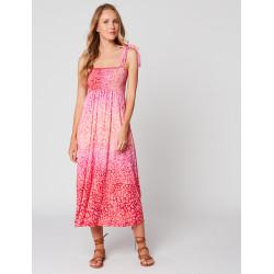 Robe longue imprimée JASMINE 140