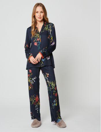 Pyjama boutonné EARL GREY 206