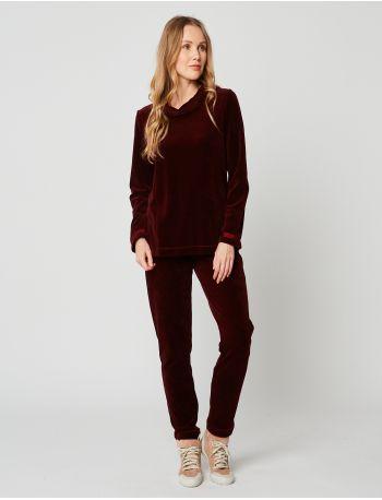 Pyjama velours PANDORA 202