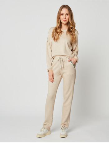Pantalon MAILLE LOVE 280 Miel