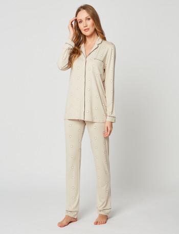Pyjama boutonné OPALE 206