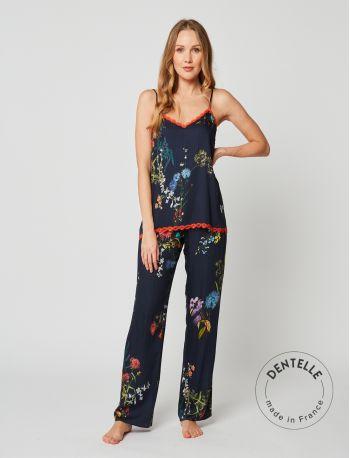 Pyjama caraco EARL GREY 204